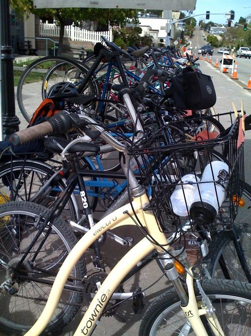 Bike Valet @ Kick Off