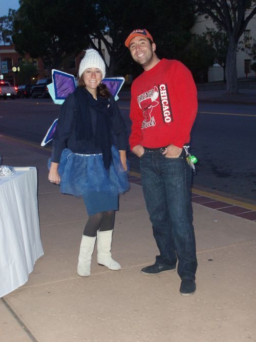 The Clean Air Fairy and Chicago Fan @ Friday's Energizer Station