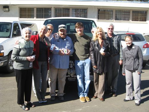 First Place Vanpool Contest Winners